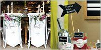 結婚式 装飾用掲示用品