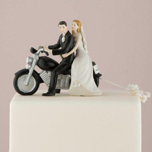 ケーキトッパー オートバイ
