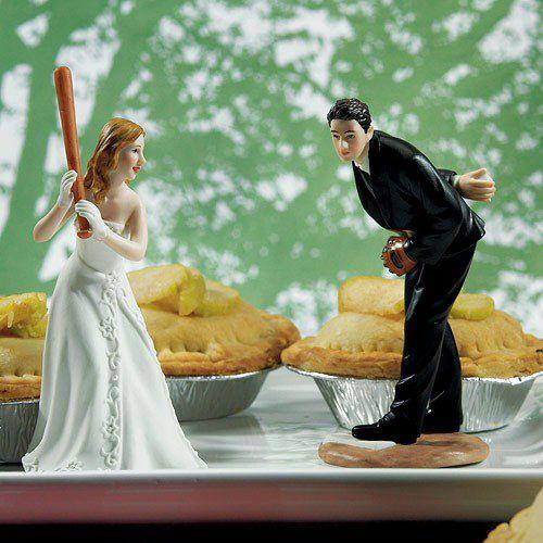 ケーキトッパー 野球