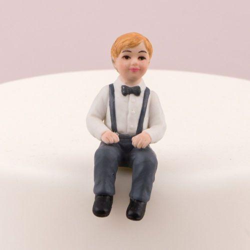 ケーキトッパー 男の子