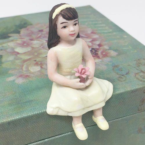ケーキトッパー 女の子