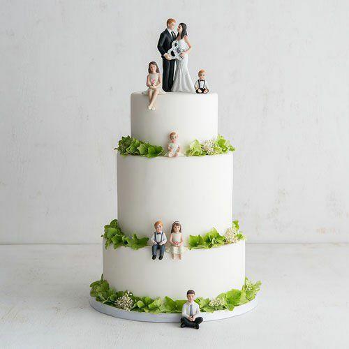 ケーキトッパー 家族