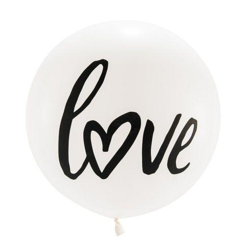 ジャンボバルーン love
