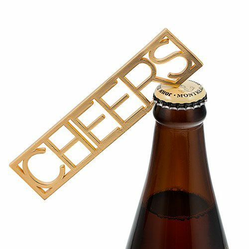ボトルオープナー ゴールド
