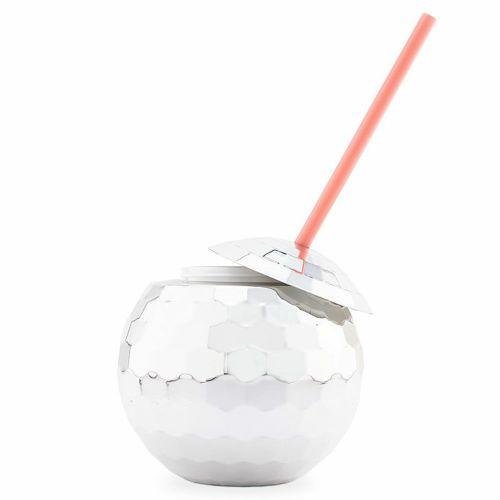 ミラーボール型グラス