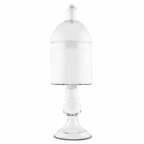 キャンディージャー ガラス製 筒形