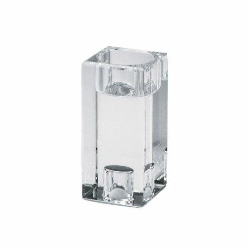キャンドルホルダー ガラス クリスタ